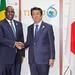 Entretien avec le Premier Ministre Japonais  Shinzo Abe