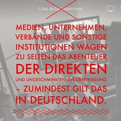 Livestreaming-Diskurs beim #smcbn https://ichsagmal.com/2016/09/22/vom-falschen-umgang-mit-live-videos-smcbn/