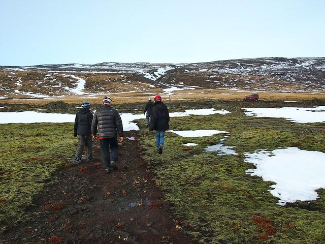 Hallmundarhraun, Iceland