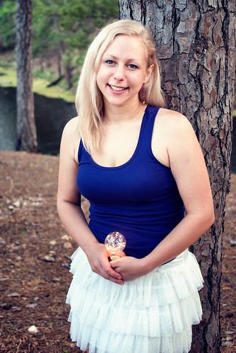Amanda at Lost Pines Frame I
