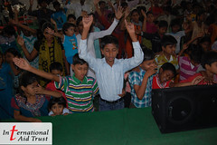 India 2012 youth outreach event