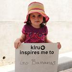 KLRU inspires me to... go bananas!