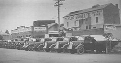 Butter Factory, Eighth Street - Delivery Trucks