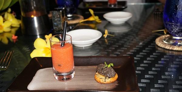 tanjong jara resort - Chef Florent Passard-