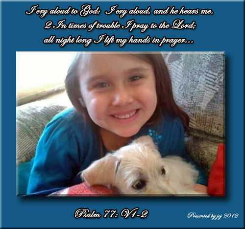PRAYER REQUEST FOR ISABEL -  A CHILD GONE MISSING