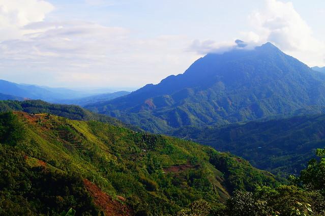 Kinabalu park area