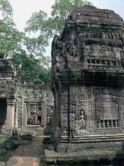 Preah Khan - Temple Ruin