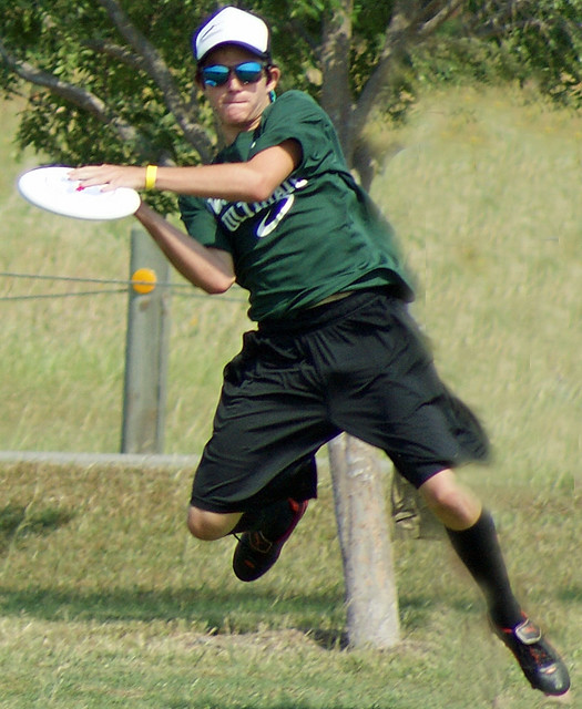 Ultimate Frisbee High School State Championship