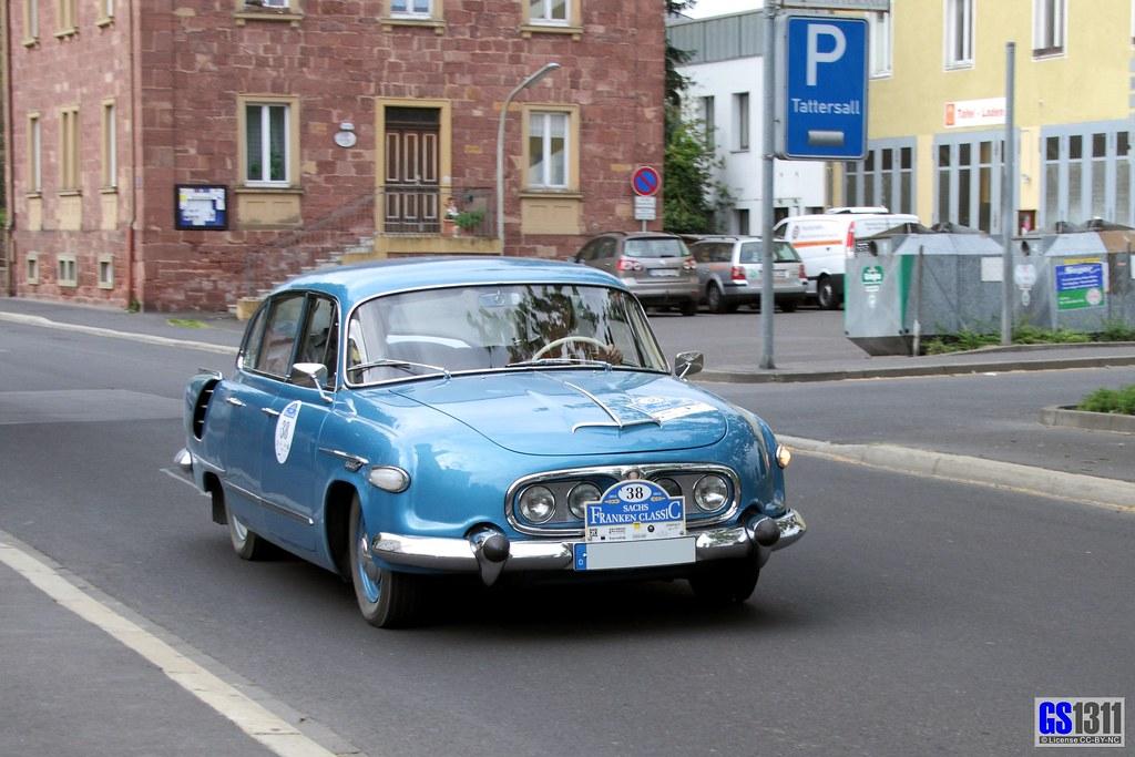 1956 - 1975 Tatra 603 - a photo on Flickriver