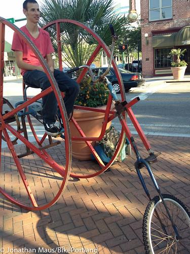 Bikes in Siesta Key, Florida-35
