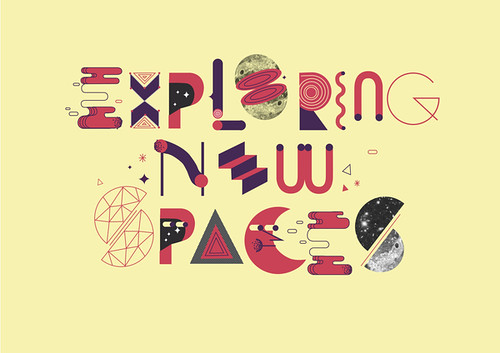 Exploring new spaces