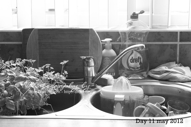 Photo a day May 11, 2012 : Kitchen