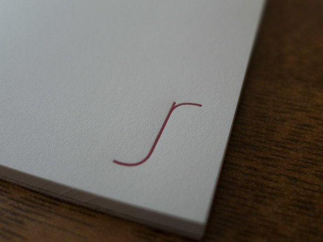 JR monogram | Flickr - Photo Sharing!