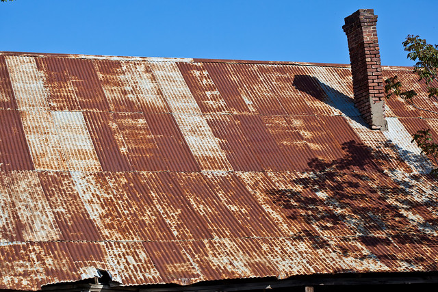 Tin Roof Rusted Flickr Photo Sharing