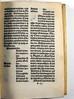 Initials added in ink in Bindo de Senis: Aurea Biblia, sive Repertorium aureum Bibliorum