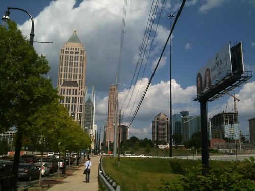 Atlanta: Midtown Skyline