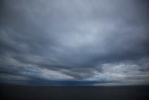 Angry Rain Clouds