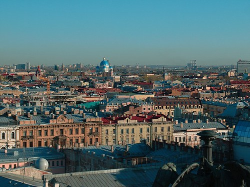 View, Saint Petersburg