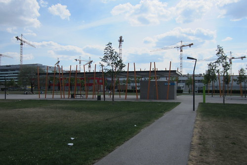 Rudolf-Bednar-Park by Dick McJohnnson