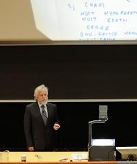 The Abel Prize 2012: Endre Szemerédi