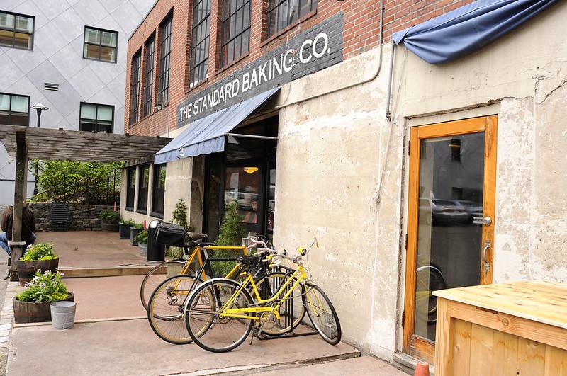 Standard Baking Company Portland Maine