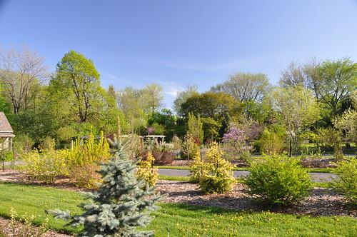 Montreal botanical garden jardin botanique de montreal for Biodome insectarium jardin botanique