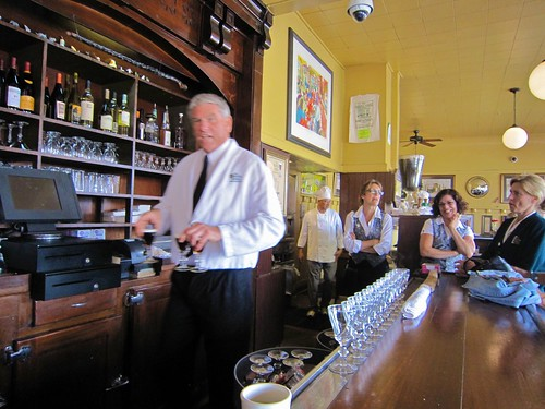 The Buena Vista Bartender