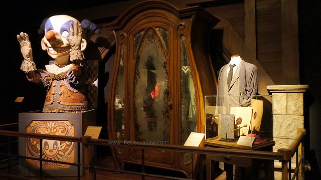 HARRY POTTER THE EXHIBITION - ArtScience Museum, Singapore (53)