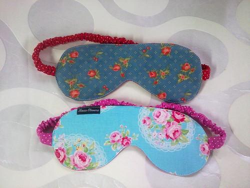 Máscara para dormir adulto by ♥Linhas Arrojadas Atelier de costura♥Sonyaxana