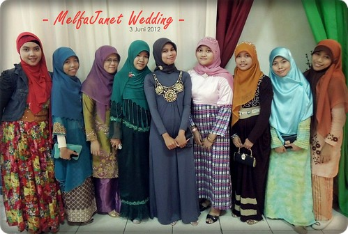 melfajunet wedding