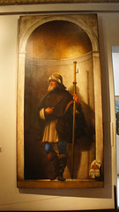 Sebastiano del Piombo's Santo Sinibaldo at the Gallerie dell'Accademia
