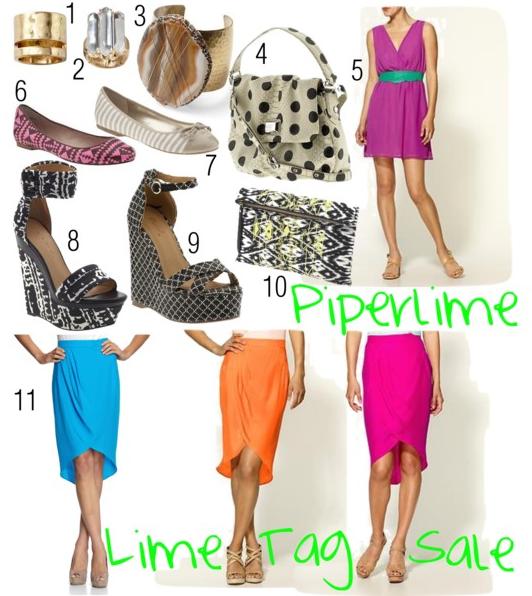 Livingaftermidnite - Lime Tag Sale