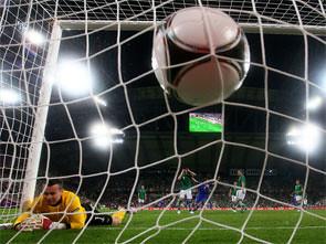 Quarter-final UEFA EURO 2012