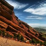 Red Rocks morning workout - #Denver #Colorado
