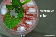 watermelon cooler