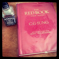 Got Jung's Red Book from the library. (!!) Thing is gigantic.