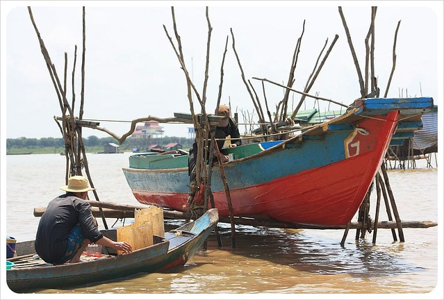 tonle sap boat construction