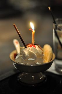 Benihana Dessert