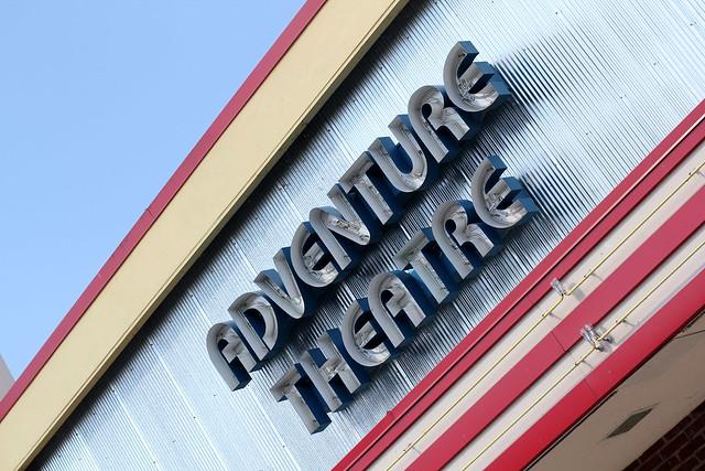 Header of Adventure Theatre