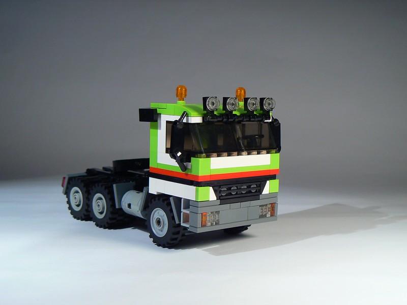 Lego actros mercedes