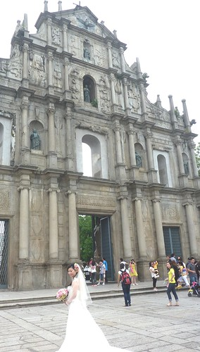 C-Macao - Vieille Ville-Eglise St-Paul (3)