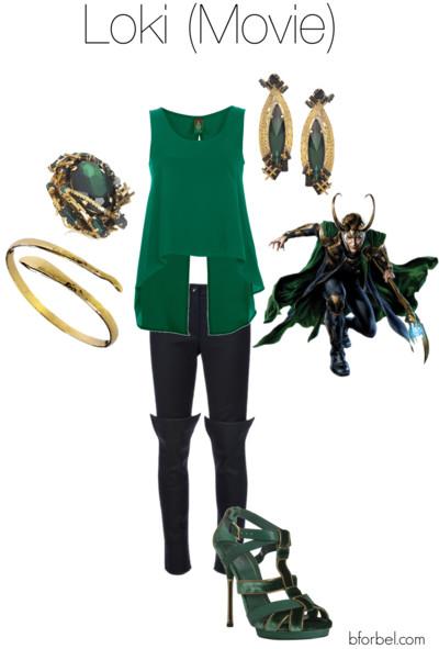 Roupas do Loki