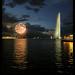Jet d'eau de Genève, jeudi 21 juin, 22h28, par Caroline by Pix-O-Matic