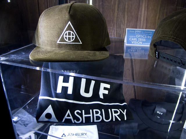 HUF x Ashbury Release Party!