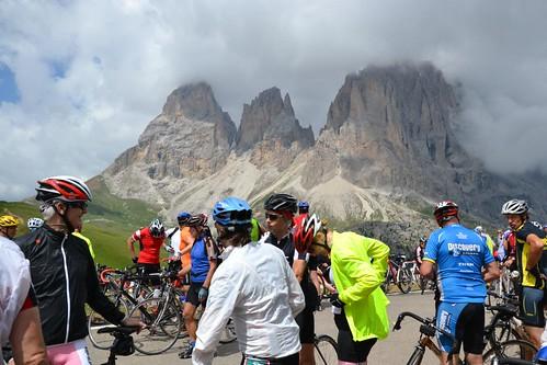 Sellaronda Bike Day 24.6.2012