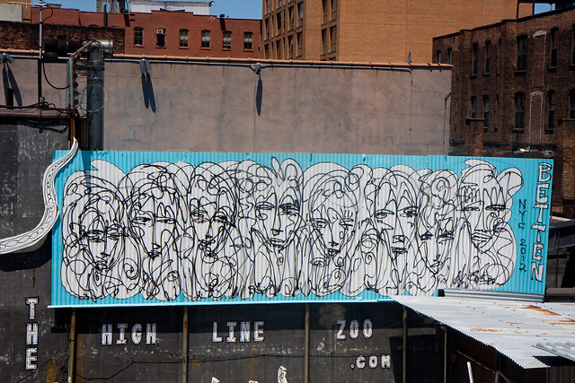 Betten, High Line Zoo