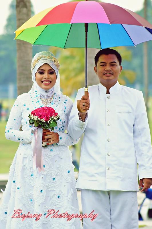 Yuliana & Rizwan
