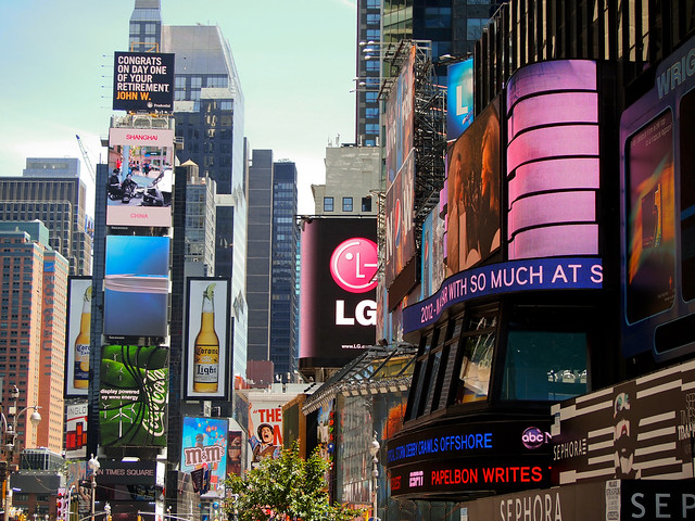 Times Square - NYC