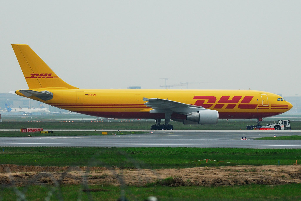 D-AEAG - A306 - European Air Transport