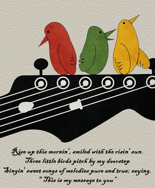 Three-Little-Birds